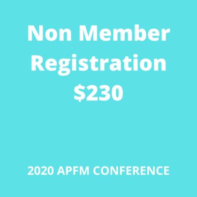 APFM-2020-nonmember