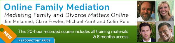 online family mediation