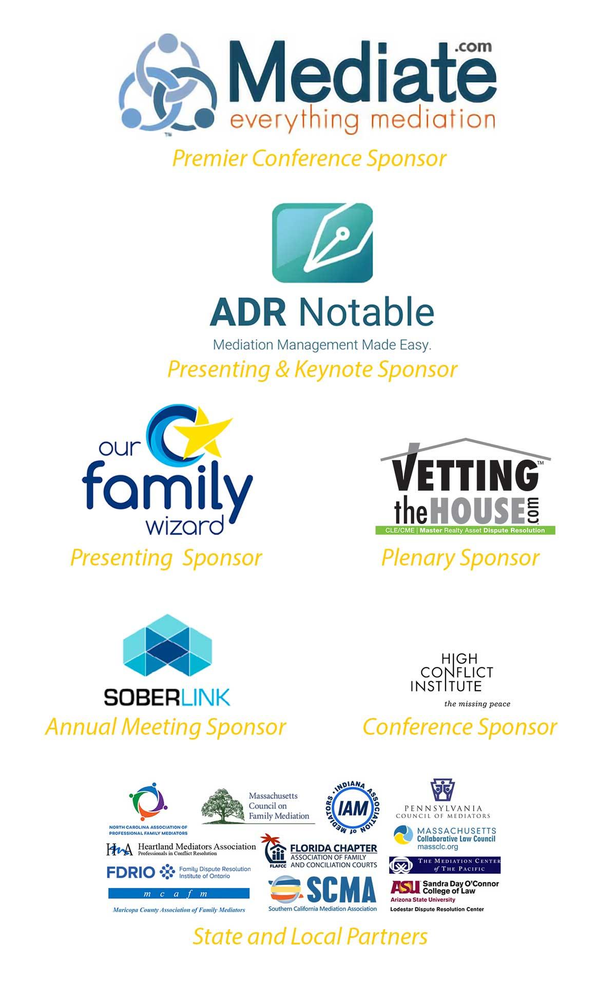 APFM Sponsors 2021