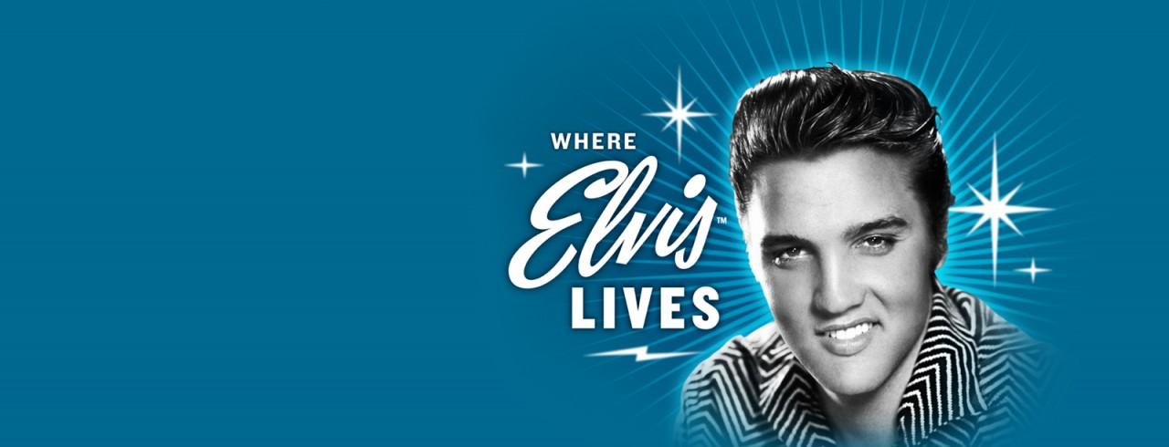 Graceland - where Elvis lives