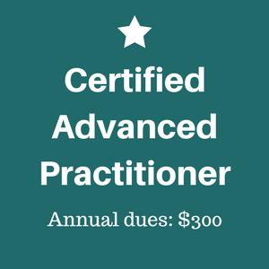 certified advanced practitioner apfm