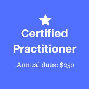 certified practitioner apfm